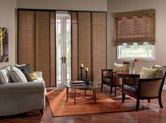 Best Patio Door Curtains Service : Window Treatment Ideas Patio Door Curtains Ideas