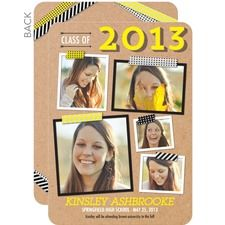 Washi Whiz Graduation Announcements    http://www.tinyprints.com/storefront/TheCloveShoppe