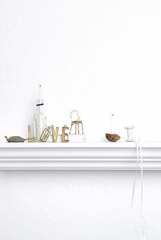 Van dagelijkse spulletjes die je normaal gesproken weggooit, maak je een creatief stilleven.