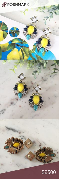"""Lucia"" Earrings 