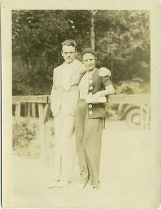 Mr. and Mrs. James Cagney
