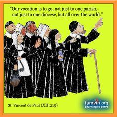 The Simplicity of Saint Vincent de Paul
