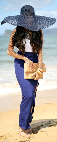 """"""" Nautical Notion The Londonite  women fashion outfit clothing style apparel @roressclothes closet ideas """""""