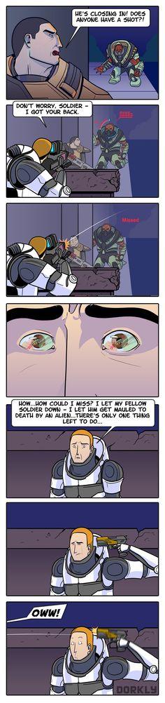XCOM Enemy Unknown, so true