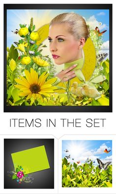 """""""Primavera"""" by stylepetronio ❤ liked on Polyvore featuring art"""