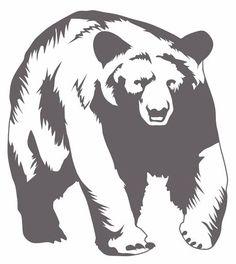 2015/03/06 Bear Stencil