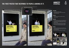amnesty camera - video plays after videos senses someone is there