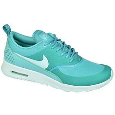 Nike Air Max Thea Womens 599409-408 Artisan Teal Running Shoes Wmns Size 10.5
