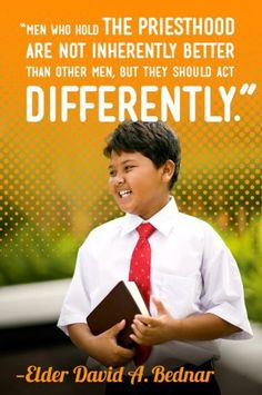Should Act Differently | Creative LDS Quotes