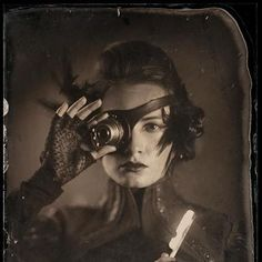 Steampunk photography.