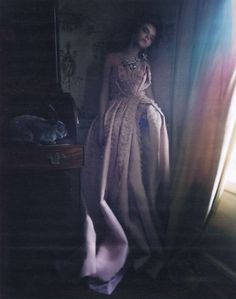 Dream Sequence by Paolo Roversi for W October 2009