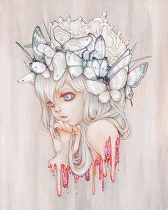 Make It So - ex0skeletal: Camilla d'Errico Lovely! (nwn)/~...
