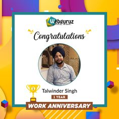 We are grateful for your contribution and dedication to our organization. On the way forward, you deserve all you have achieved and more. Wishing you a very happy work anniversary. Wordpress Website Development, Website Development Company, App Development, Work Anniversary, Grateful For You, Employee Appreciation, Digital Marketing Services, Web Application, Celebrations