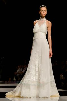 #YolanCris Collection 2014 at Barcelona Bridal Week  by @dosilvey #inspiredby #visualmaker