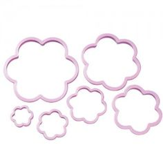 Search results for: 116 blossom nesting perimeter cutter set of 6 by wilton' Wilton Cake Decorating, Cake Decorating Supplies, Baking Supplies, Cookie Decorating, Leaf Cookies, Blossom Cookies, Candy Cookies, Kiwi Cake, Kinds Of Cookies