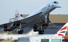 Concorde - 10th anniversary of its last day in service. #Concorde #BritishAirways