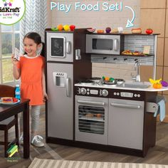 15 Best Play Kitchen Sets images | Play kitchen sets ...