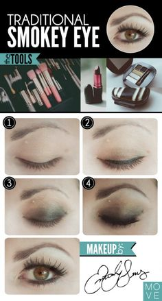 How to Create 3 Different Smokey Eye Looks for Holiday Parties | Makeup Tutorial on Move LifeStyle