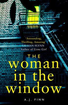 The Woman in the Window by A.J.Finn Book Review Synopsis What did she see? It's