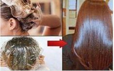 Applica questa maschera nei capelli e aspetta qualche minuto – gli effetti ti sorprenderanno -