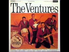 The Ventures ~ The Ventures (vinyl) Love all that surf music Surf Guitar, Surf Music, 60s Music, Music Radio, Rock And Roll, Rock & Pop, Rockabilly, Santo & Johnny, The Ventures