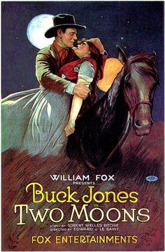 Buck Jones - Two Moons.....1920