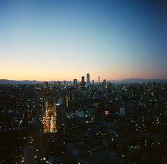 Film Photo By: Narumi  Rolleiflex 3.5F, Kodak Portra 400 Tokyo, Japan.