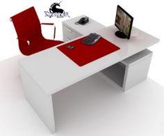 escritorios minimalistas para oficina - Buscar con Google