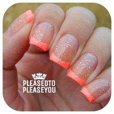 Sehen Sie sich die besten french nails galerie auf den Bildern unten an und wählen Sie Ihre eigene!