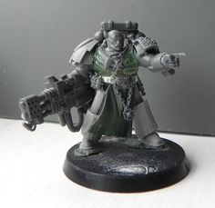Page 10 of 10 - True-Scale Deathwatch (2/5 - Overkill Experiences) - posted in + WORKS IN PROGRESS +: I 100% love this thread as you know and extremely biased to that scythe lol  If I may ask if like to replicate that model for my tyrannic war vet squad I have in the pipe line?