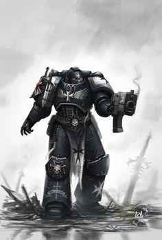 Black Templar by Eupackardia