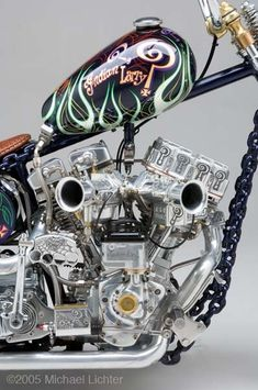 ◆ Visit ~ MACHINE Shop Café ◆ Indian Larry Custom HD Panhead OCH Shovel Re-pinned by machineshopcafe.com
