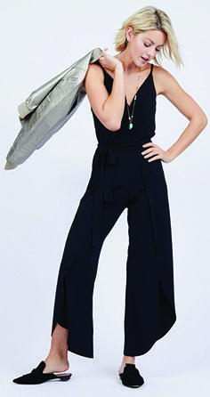 8f381eaf9131 A good wide leg jumpsuit is a needed staple that goes a long way in  effortless