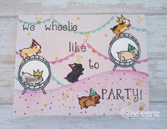 RWKrafts: Happy Birthday Lawn Fawn!