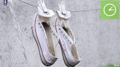 Image intitulée Clean White Converse Step 18
