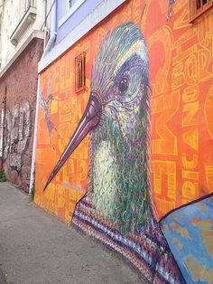 Not only is there intriguing street art and graffiti in Valparaiso, Chile, but it's also where Casas del Bosque Winemaker Grant Phelps lives. A preview of his guest appearance on the Wine Without Worry podcast. Explore the diversity of Chilean wine!  #wine #chile #valparaiso