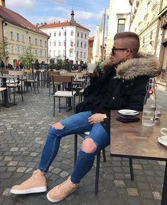 "194 Likes, 3 Comments - Ljubljana | Belgrade (@vuk_greganovic) on Instagram: ""Suede #me #green #gold #puma #suede #style #fashion #zara #sneakers #sneakerhead #instagood…"""