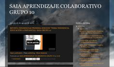 Las 10 mejores webs para iniciarse en el aprendizaje cooperativo - EDUforics Cooperative Learning, Blog, Shape, Project Based Learning, Multiple Intelligences, Coops, Classroom