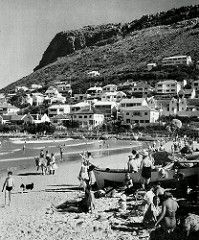 Fish Hoek   by HiltonT Cape Town South Africa, Out Of Africa, African History, Old City, Countries Of The World, Old Pictures, Live, Landscape Photography, Dolores Park