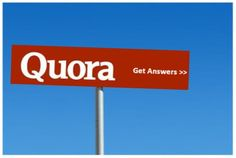 Use quora to get answers for small business questions