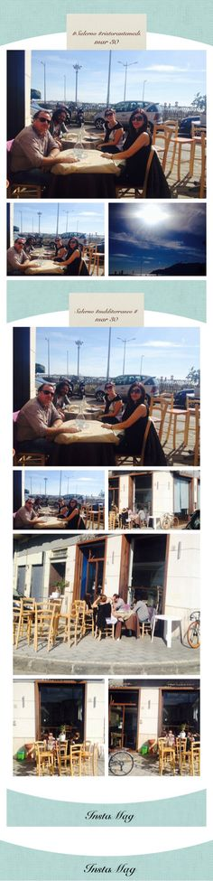 ! #mediterraneo #salerno #ristorante