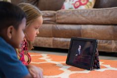 How do you keep kids interested during general conference? This is one mom's smart tip. #LDSConf