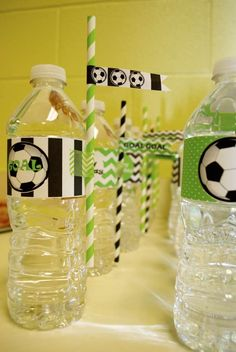 Soccer Birthday Party Ideas   Photo 4 of 26