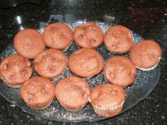 Wessels Küchenwelt: Muffin -Schoko-Kirsch-