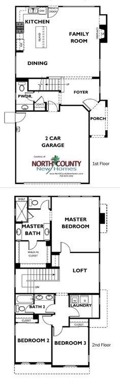New Homes In Vista, CA At Serra By Shea Homes. New Construction Home In