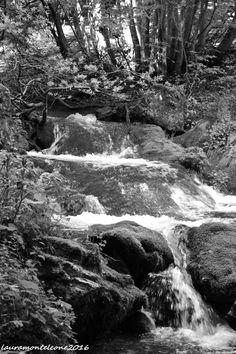 Una delle tante cascate del torrente Pesio