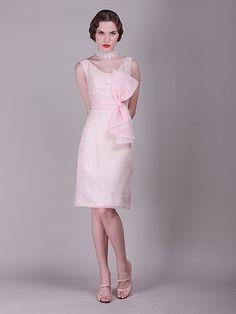 www.forherandforhim.com | Oversized Bow Dress $189.99