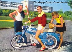 Zündapp Sport Combinette
