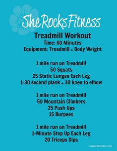 Short circuit your fitness routine with this treadmill circuit WOW by Katie Treadmill Circuit WOW It's winter and working out indoors can get a Running On Treadmill, Treadmill Workouts, Fun Workouts, At Home Workouts, Circuit Workouts, Body Workouts, Fitness Workouts, Tabata, Fitness Tips