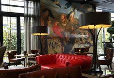 Hotel Merlet - Alida curtain makers